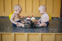 Birthday boys cake.blog