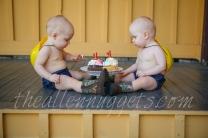 Birthday boys cake.blog